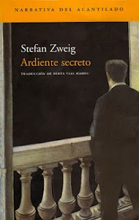 Stefan Zweig (1911). Ardiente secreto.