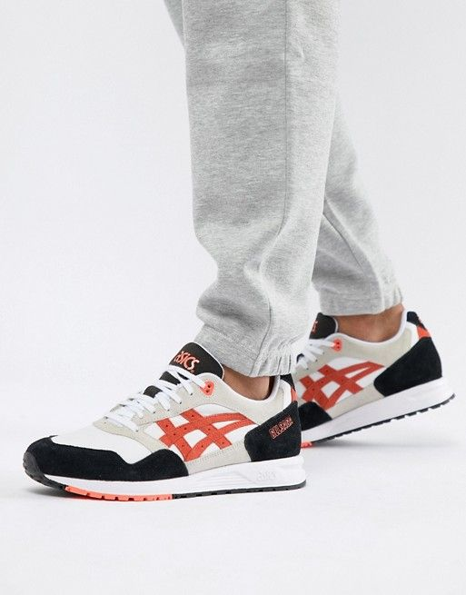 c9462c8aeb Asics Gel Saga Sneakers In White 1193A095-100 in 2019 | Shoes ...