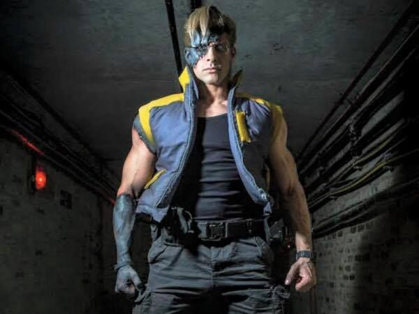 M.A.A.C. – Teaser For STREET FIGHTER: RESURRECTION Featuring ALAIN MOUSSI As 'Charlie Nash'