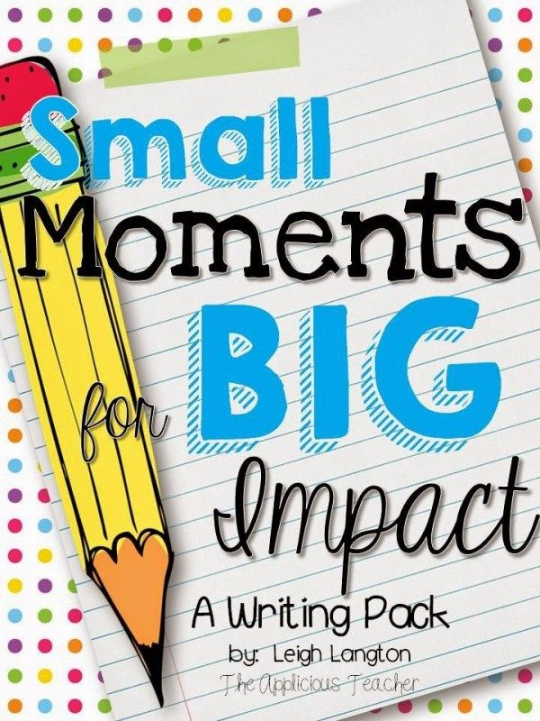 Small Moments for BIG Impact (With images) Small moment