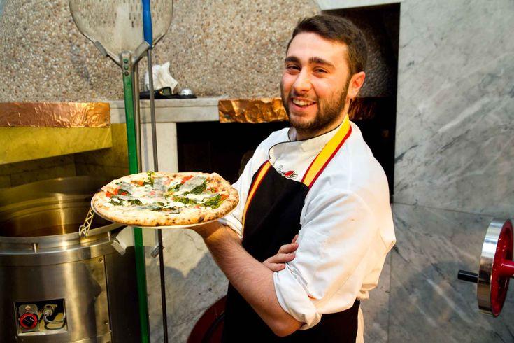 La Pizza della Settimana a Napoli