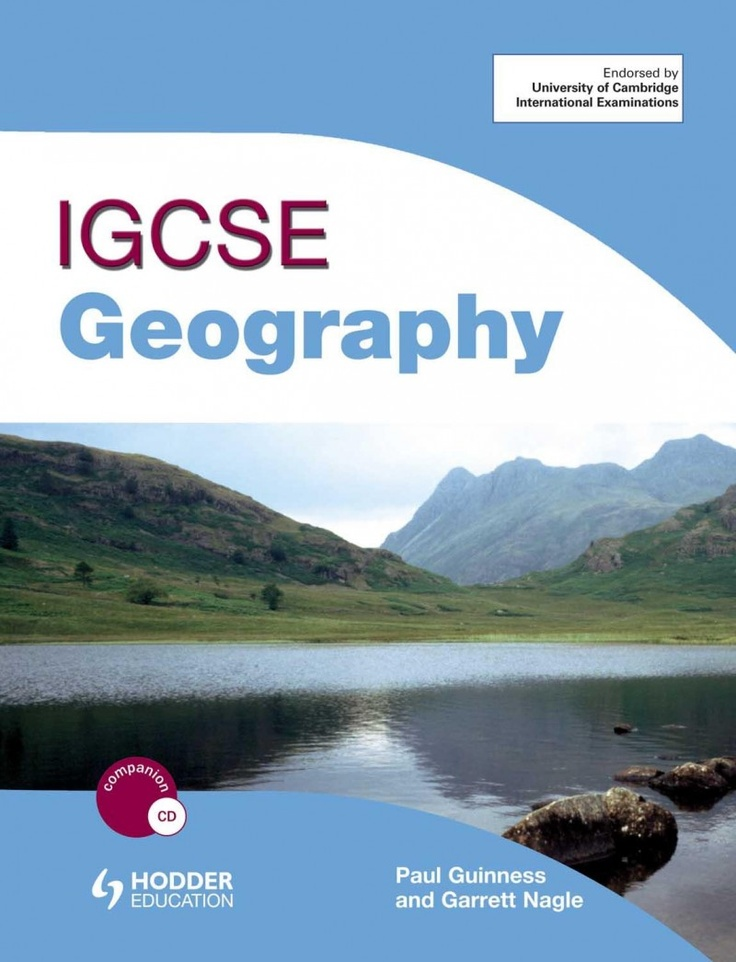 igcse geography coursework Igcse geography coursework requirements candidates must offer one coursework assignment, set by teachers, of up to 2000 words (excluding data and appendices) based on physical geography (rivers), human geography (urban study) or on an interaction between physical and human geography.