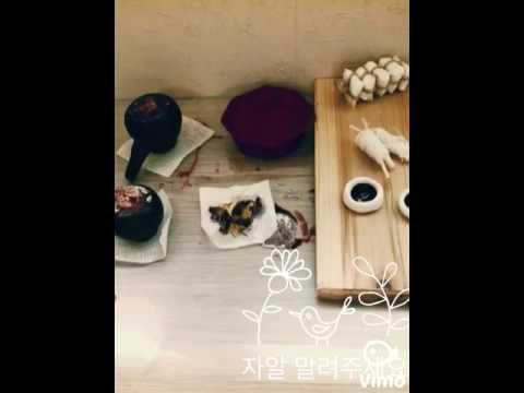 미니어쳐 한약수업 - YouTube
