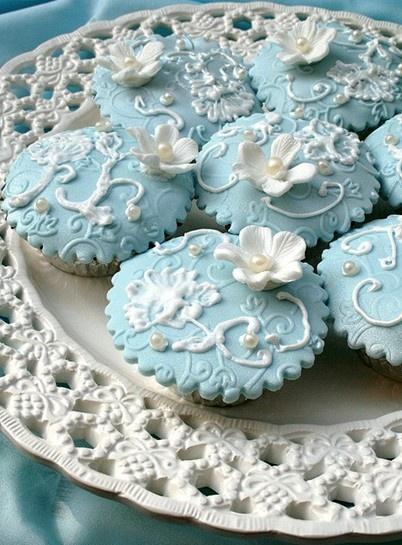 ,Cupcakes Cake, Baby Blue, Cookies, Cake Recipe, Blue Cupcakes, Baby Cake, Wedding Cupcakes, Tiffany Blue, Cups Cake