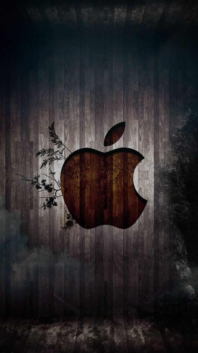 Apple Logo 1 iPhone 5s Wallpaper Enter http//www