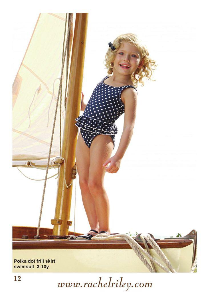 ISSUU - Rachel Riley Swim 2014 Lookbook US by Rachel Riley Ltd