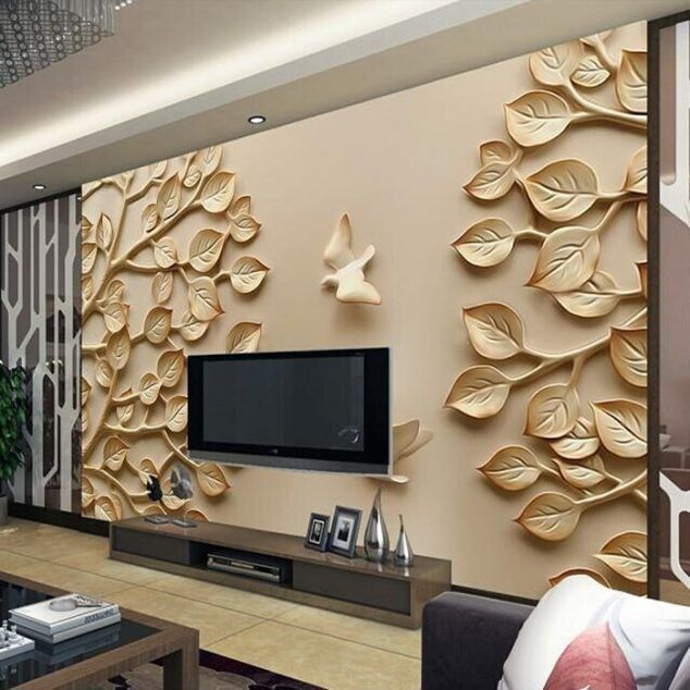 Image result for Mural-for-living-rooms