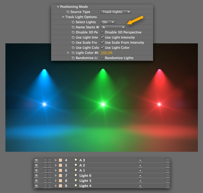 Producing Volumetric Light In After Effects CS6