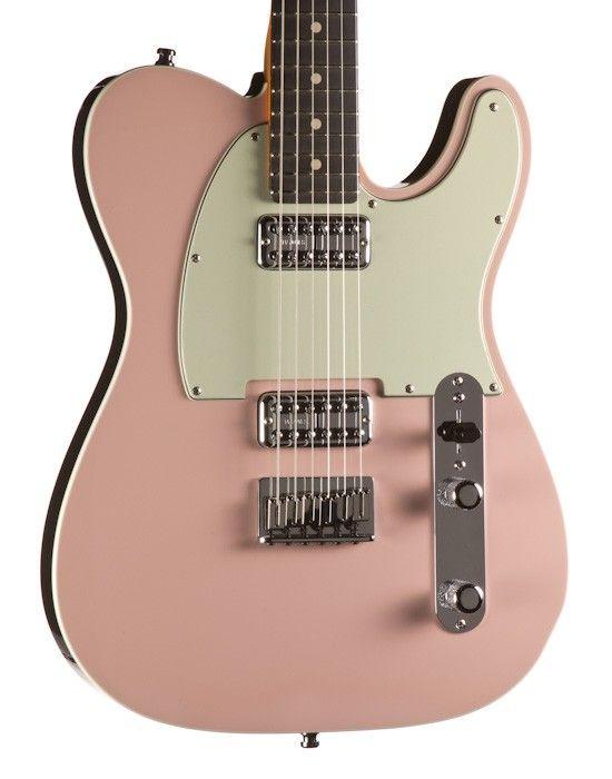 Fender Custom Shop TV Jones Telecaster Shell Pink 2013
