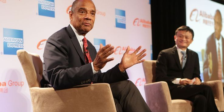 Facebook adds American Express' Kenneth Chenault to all-white board