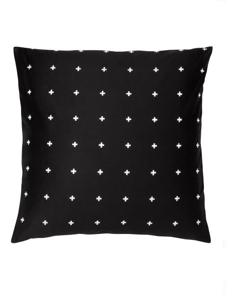 This simply detailed European pillowcase co-ordinates perfectly with any Designers Choice duvet cover.