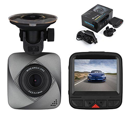 isYoung Dashboard Camera 720P HD Car Vedio Recorder Car Dash Cam Car Vehicle Dashboard DVR Camera Video Recorder with Loop Recording, 120 Degree. For product info go to:  https://www.caraccessoriesonlinemarket.com/isyoung-dashboard-camera-720p-hd-car-vedio-recorder-car-dash-cam-car-vehicle-dashboard-dvr-camera-video-recorder-with-loop-recording-120-degree/