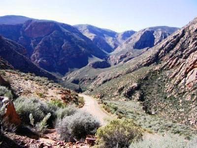 Swartberg Pass, Prince Albert, Karoo, South Africa