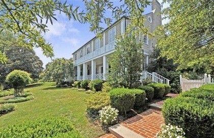 bush mansions florida | Marvin Bush Puts Alexandrian Mansion on Market