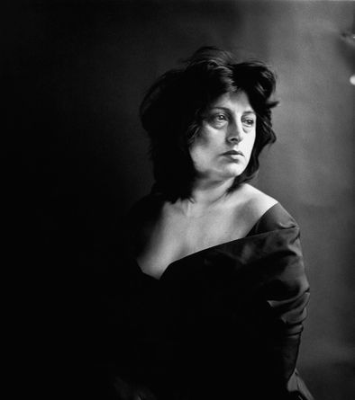"""Richard Avedon Anna Magnani, New York City 1953 """"Please don't retouch my wrinkles. It took me so long to earn them."""" Anna Magnani"""