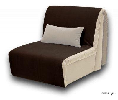 Кресло-кровать Акварель Пера 91 64