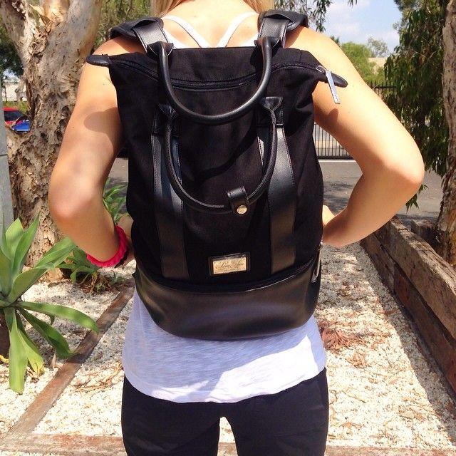 LJ Active Pop Bag <3