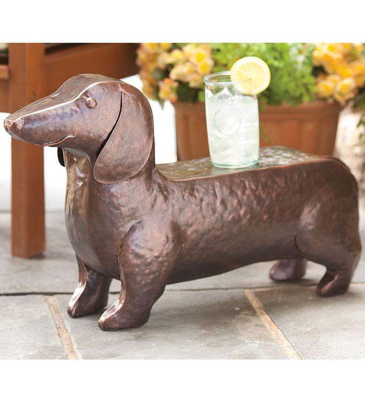 dachshund foot stool