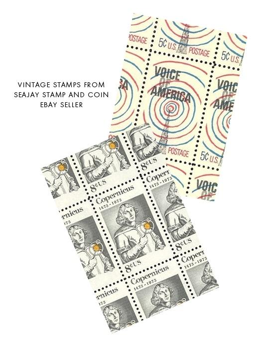 Vintage Stamp Resource - Ebay Seller