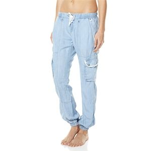 New Womens Rusty Tropicana Pant Ladies Cargo Pant
