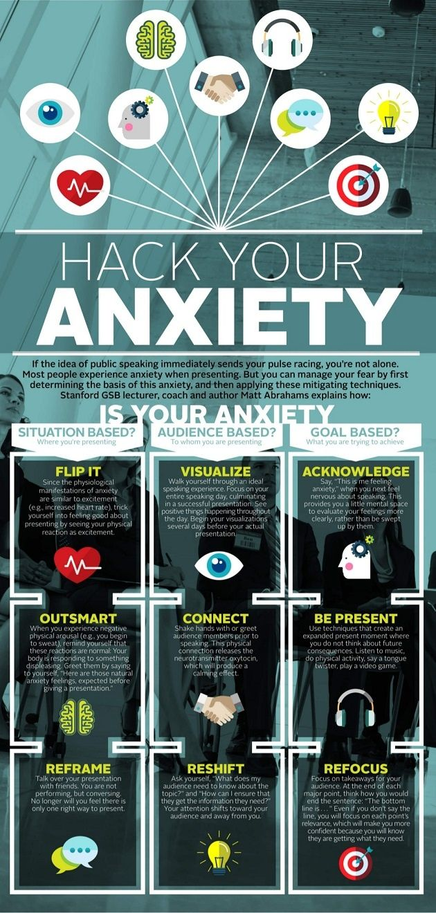 Career Management - Nine Tips to Help You Conquer Your Public Speaking Anxiety [Infographic] : MarketingProfs Article