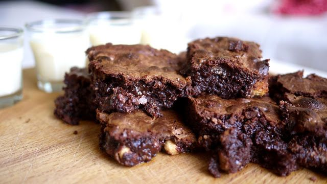 Whopper Brownies - The Londoner