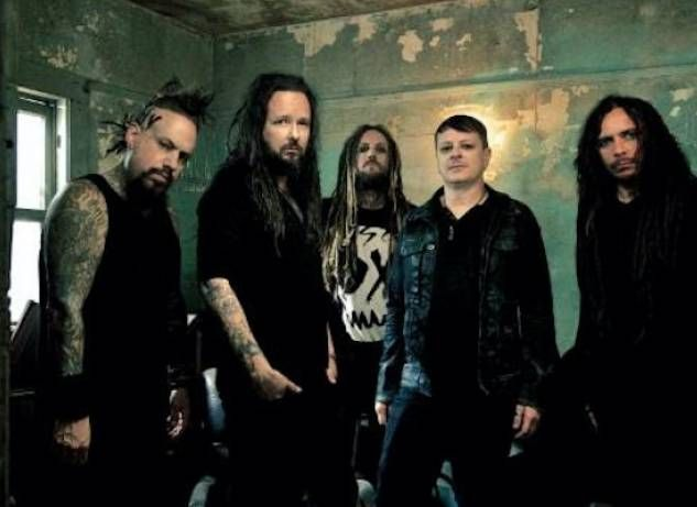 Korn announce amazing spring tour
