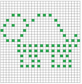 Knot Your Nana's Crochet: Bobble Charts