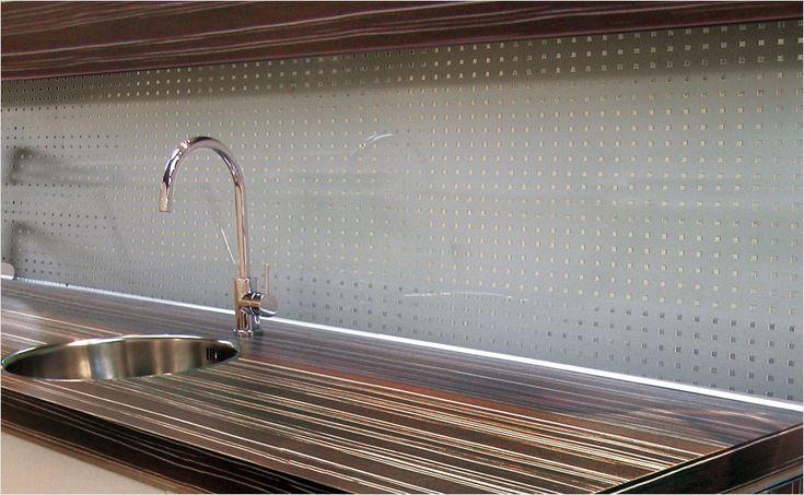 Küchenrückwände von HORNBACH
