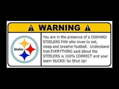 Steelers > every other NFL team
