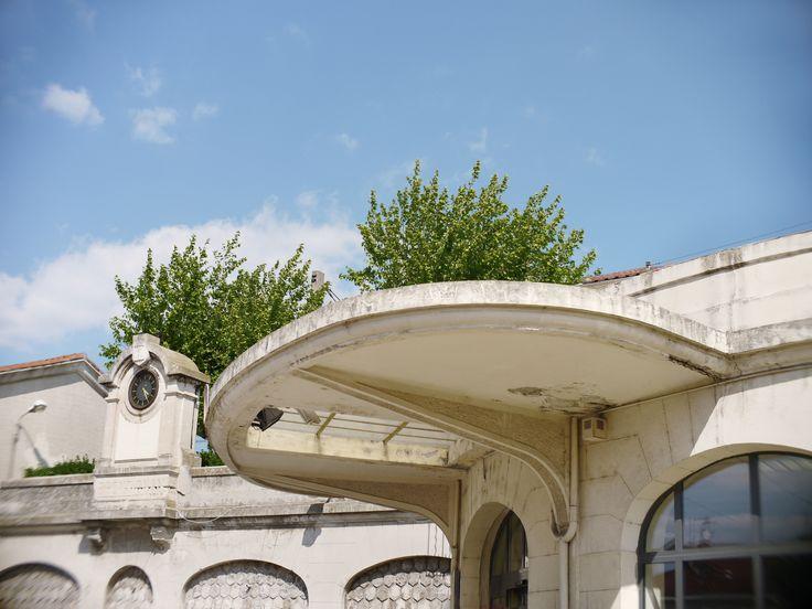 Gare de Frontignan * Hérault * France *