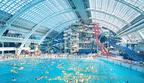 West Edmonton Mall :)