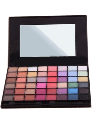 48 Color Eyeshadow Palette Shimmer and Matte Cosmetic Makeup Set (20% OFF │ $12.90)