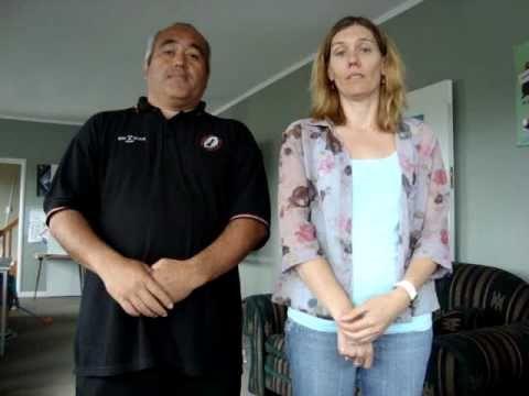Basic NZ Sign Language - Part 1 - YouTube