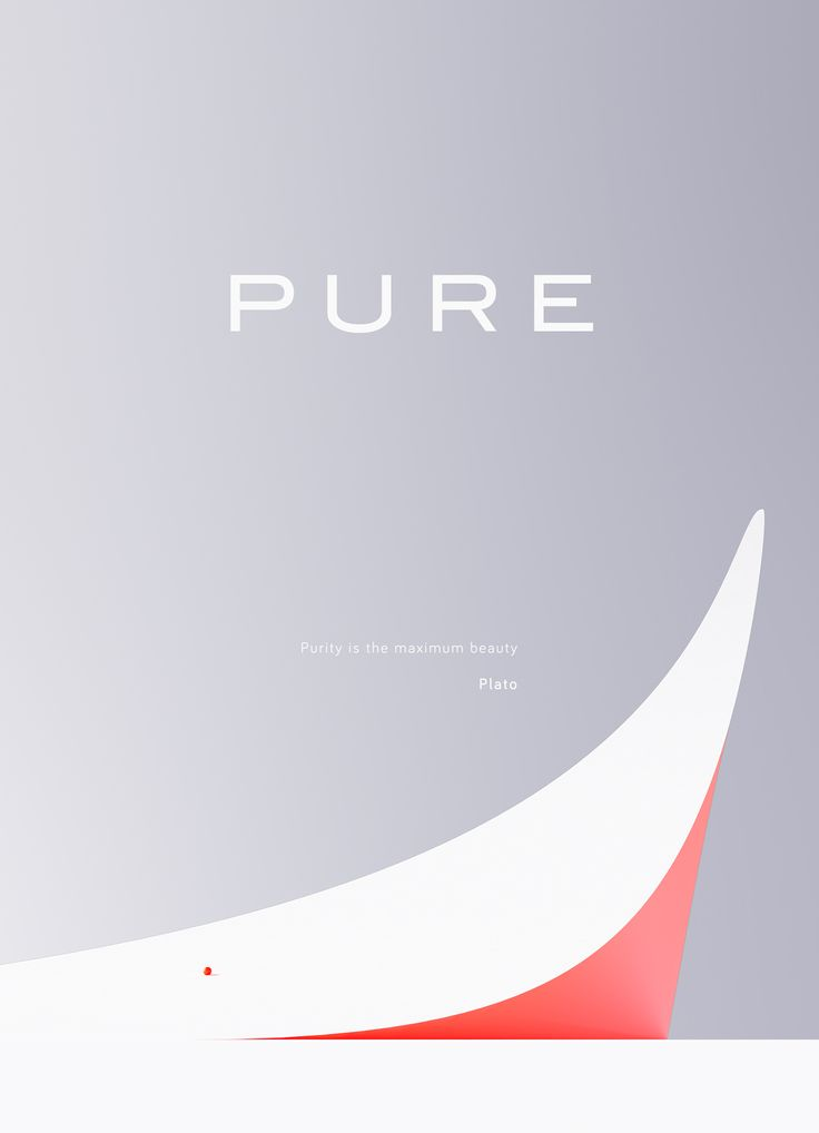 "Pause Fest 2015 ""PURE"" on Behance"