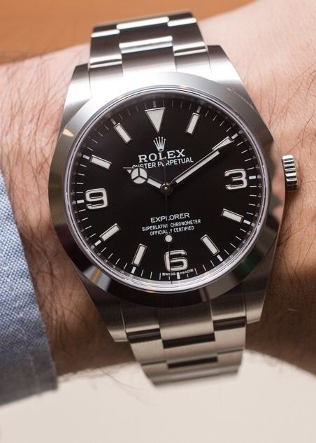the gallery for gt rolex explorer celebrity
