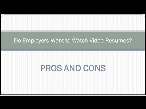 31 best Video Resume Cover Letter images on Pinterest Cover - resume vs cover letter