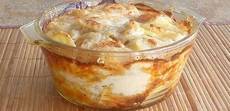 Recept: Ilyen rakott krumplit még tuti nem ettél