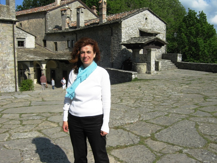 Guided tour of La Verna Franciscan Sanctuary, founded by S. Francis of Assisi in 1213