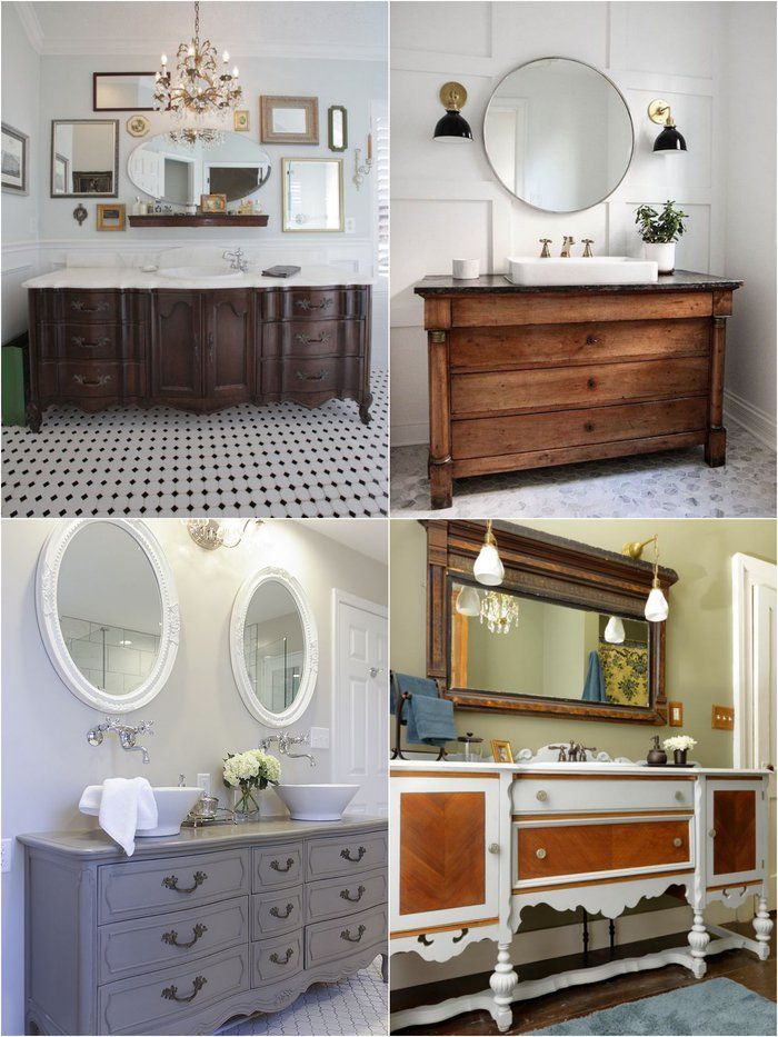 tendance-recup-meuble-salle-de-bain-vintage-relooké-commode ...