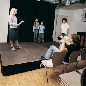 Use these tips and questions when teaching theatre students how to do Open Scene exercises in acting classes.