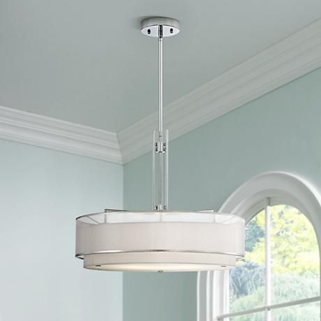 possini euro design lighting. Possini Euro Double Organza 20\ Design Lighting