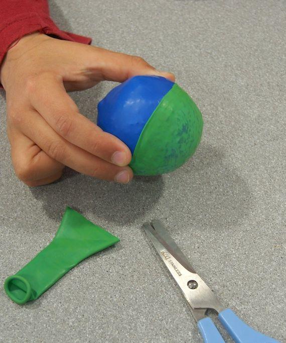 Pelotas de malabares / Juggling balls