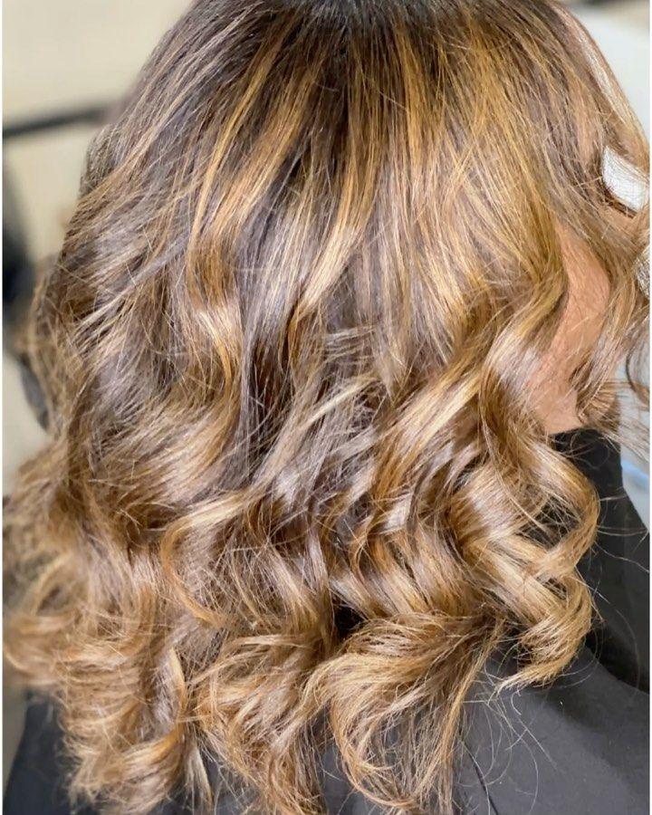 Academie De Coiffure On Instagram Vive La Liberte De Couleurs Avec L Ombre Hair Ses Nuances Permettent Une Palette De C Hair Styles Long Hair Styles Beauty