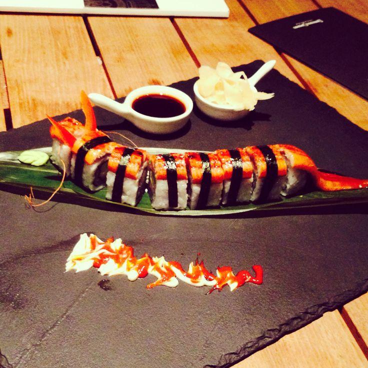 DragonSushi@SushiMiami@SushiHouse!