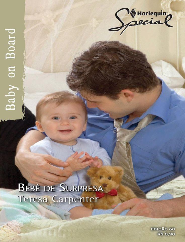 Bebê de Surpresa  Teresa Carpenter