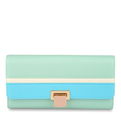 Mint purse - Charles and Keith