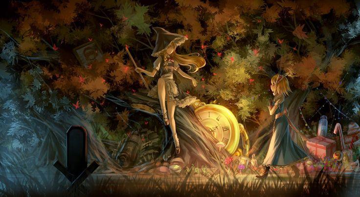 Anime:ภาพพื้นหลัง anime การ์ตูน สวยๆ (Anime Wallpaper) ~ Live