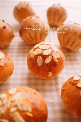 「くるみのカフェオレ ブリオッシュ」あきあきママ | お菓子・パンのレシピや作り方【corecle*コレクル】
