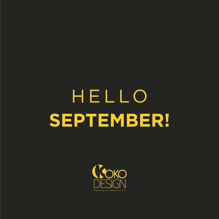 ➡️ Ragazzi, Settembre è arrivato! 🗓️  Mese di nuovi inizi e di entusiasmanti progetti in cantiere. Noi siamo super carichi e pronti ad affrontare nuove sfide e avventure, e voi? ️💥 #1settembre  #newbeginning